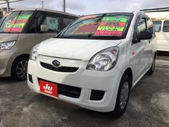 沖縄の中古車 ダイハツ ミラ 車両価格 18万円 リ済込 平成25年 15.5万K ホワイト