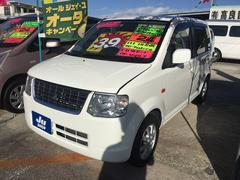 沖縄の中古車 三菱 eKワゴン 車両価格 32万円 リ済込 平成24年 10.8万K ホワイトソリッド
