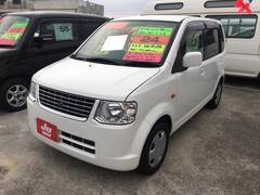 沖縄の中古車 三菱 eKワゴン 車両価格 36万円 リ済込 平成24年 8.0万K ホワイトソリッド