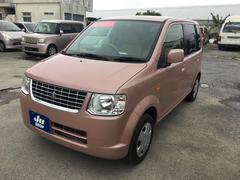 沖縄の中古車 三菱 eKワゴン 車両価格 39万円 リ済込 平成24年 9.1万K ピンクM