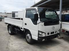 沖縄の中古車 マツダ タイタントラック 車両価格 129万円 リ済込 平成18年 20.2万K ホワイト