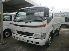 沖縄の中古車 トヨタ ダイナトラック 車両価格 ASK リ済込 平成12年 26.2万K ホワイト