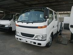 沖縄の中古車 トヨタ ダイナトラック 車両価格 132万円 リ済込 平成11年 23.7万K ホワイト