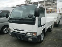 沖縄の中古車 日産 アトラストラック 車両価格 108万円 リ済込 平成16年 19.9万K ホワイト