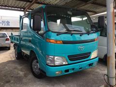沖縄の中古車 トヨタ ダイナトラック 車両価格 129万円 リ済込 平成12年 12.1万K Lグリーン