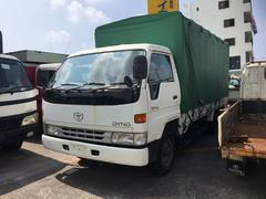 沖縄の中古車 トヨタ ダイナトラック 車両価格 65万円 リ済込 平成7年 22.0万K ホワイト