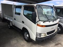 沖縄の中古車 日野 デュトロ 車両価格 123万円 リ済込 平成12年 23.2万K ホワイト