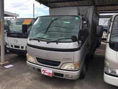 沖縄の中古車 トヨタ ダイナトラック 車両価格 86万円 リ済込 平成17年 18.3万K ホワイト