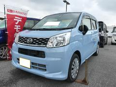 沖縄の中古車 ダイハツ ムーヴ 車両価格 115万円 リ済別 平成27年 0.3万K ライトブルー