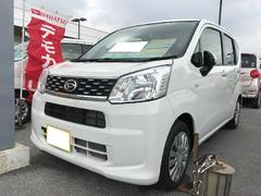 沖縄の中古車 ダイハツ ムーヴ 車両価格 108万円 リ済別 平成27年 0.3万K ホワイト