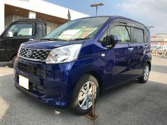 沖縄の中古車 ダイハツ ムーヴ 車両価格 124万円 リ済別 平成28年 0.3万K ブルーM