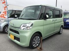沖縄の中古車 ダイハツ タント 車両価格 119万円 リ済別 平成28年 0.3万K グリーン