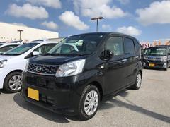 沖縄の中古車 ダイハツ ムーヴ 車両価格 120万円 リ済別 平成28年 0.6万K ブラック