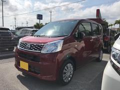沖縄の中古車 ダイハツ ムーヴ 車両価格 120万円 リ済別 平成28年 0.5万K レッド