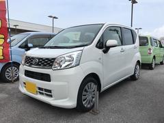 沖縄の中古車 ダイハツ ムーヴ 車両価格 109万円 リ済別 平成28年 2.5万K ホワイト