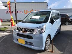 沖縄の中古車 ダイハツ ムーヴ 車両価格 113万円 リ済別 平成28年 0.2万K ライトブルー