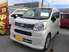 沖縄の中古車 ダイハツ ムーヴ 車両価格 122万円 リ済別 平成28年 0.7万K パールホワイト