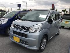沖縄の中古車 ダイハツ ムーヴ 車両価格 120万円 リ済別 平成28年 0.8万K シルバー