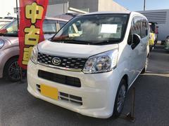沖縄の中古車 ダイハツ ムーヴ 車両価格 106万円 リ済別 平成28年 0.4万K ホワイト