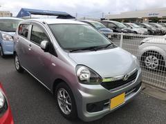 沖縄の中古車 ダイハツ ミライース 車両価格 103万円 リ済別 平成27年 0.6万K シルバーM