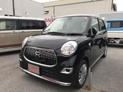 沖縄の中古車 ダイハツ キャスト 車両価格 128万円 リ済別 平成28年 0.7万K ブラック