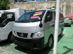 沖縄の中古車 日産 NV350キャラバンバン 車両価格 129万円 リ済込 平成25年 23.7万K シルバーM