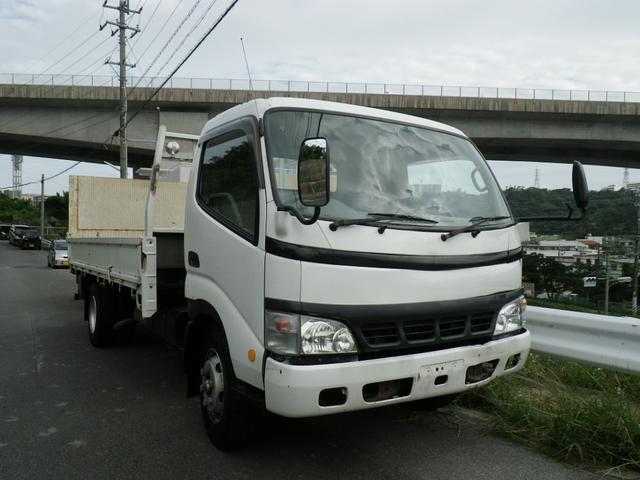 日野 デュトロ 6MT パワーゲート 3t積 (車検整備付)