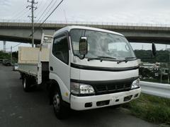 沖縄の中古車 日野 デュトロ 車両価格 98万円 リ済込 平成16年 50.8万K ホワイト