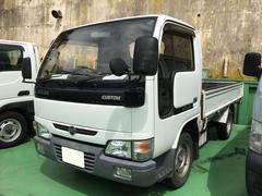 沖縄の中古車 日産 アトラストラック 車両価格 89万円 リ済込 平成17年 18.4万K ホワイト