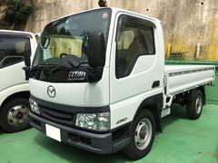 タイタンダッシュ平ボディー 4WD 5MT