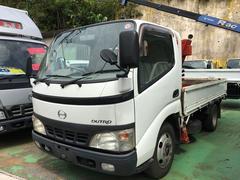 沖縄の中古車 日野 デュトロ 車両価格 129万円 リ済込 平成16年 23.5万K ホワイト