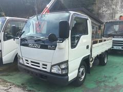 沖縄の中古車 いすゞ エルフトラック 車両価格 98万円 リ済込 平成17年 21.5万K ホワイト