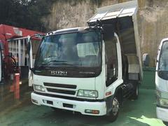 沖縄の中古車 いすゞ フォワード 車両価格 230万円 リ済込 平成18年 8.7万K ホワイト