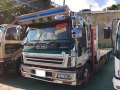 沖縄の中古車 いすゞ ギガ 車両価格 690万円 リ済込 平成12年 68.3万K ホワイト