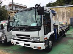 沖縄の中古車 いすゞ フォワード 車両価格 290万円 リ済込 平成19年 3.8万K ホワイト