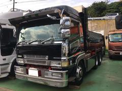 沖縄の中古車 三菱ふそう スーパーグレート 車両価格 450万円 リ済込 平成10年 105.5万K ブラックM