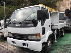 沖縄の中古車 いすゞ フォワードジャストン 車両価格 350万円 リ済込 平成9年 7.8万K ホワイト