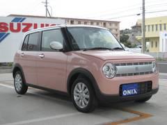 沖縄の中古車 スズキ アルトラパン 車両価格 ASK リ未 新車  ツートン