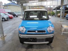 沖縄の中古車 スズキ ハスラー 車両価格 137.6万円 リ未 新車  ブルーII