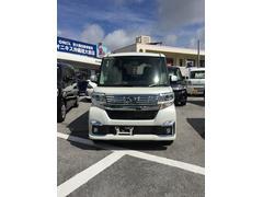 沖縄の中古車 ダイハツ タント 車両価格 ASK リ未 新車  パールホワイトIII