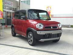 沖縄の中古車 スズキ ハスラー 車両価格 160万円 リ未 新車  レッド