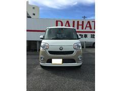 沖縄の中古車 ダイハツ ムーヴキャンバス 車両価格 141万円 リ未 新車  ツートン