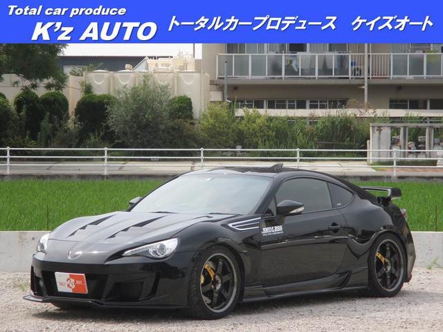 トヨタ GTリミテッド スーパーチャージャー フルエアロ