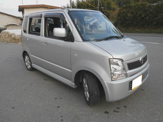 マツダ AZワゴン  (車検整備付)
