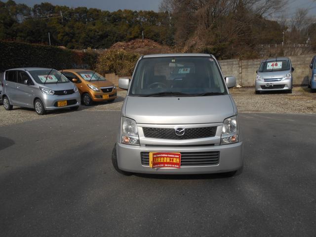 マツダ AZワゴン FX (車検整備付)