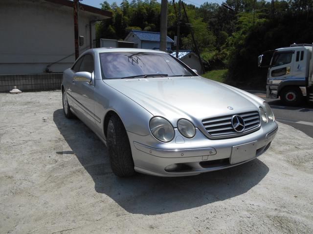 メルセデス・ベンツ CL CL500 (車検整備付)