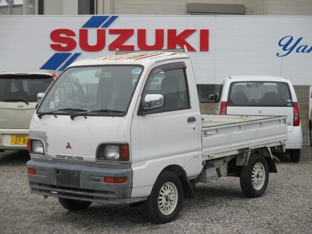 三菱 ミニキャブトラック V30スペシャルエディション (車検整備付)
