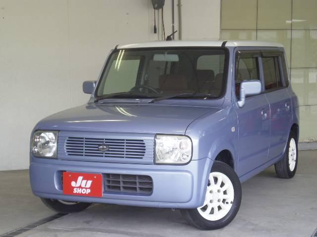 徳島県でラパンをお探しの方は山川自動車へ♪ドアバイザー☆キーレス☆CD☆MD☆バニテイーミラー☆