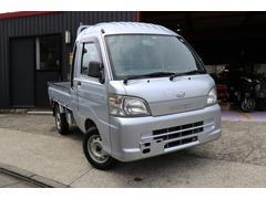 ハイゼットトラックジャンボ 1オナ 4WD スプリング増 デフロック キーレス