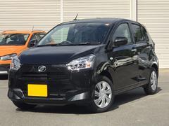 ミライースX SAIII SDナビ ドラレコ キーレス 届出済未使用車